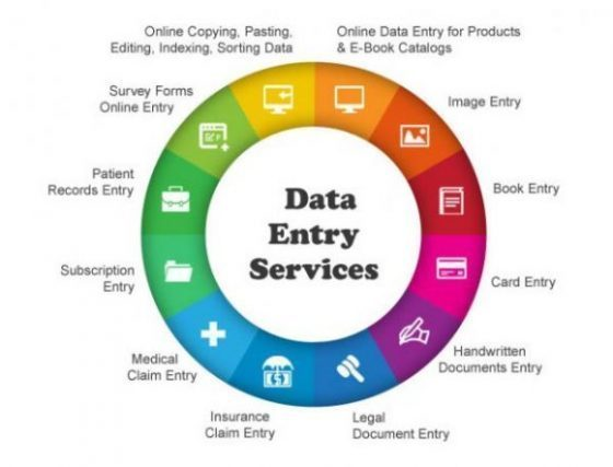 Offshore Data Entry Services Company