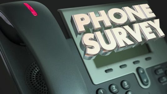 telephone survey research company