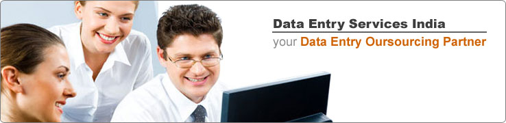 outsource data entry services to india